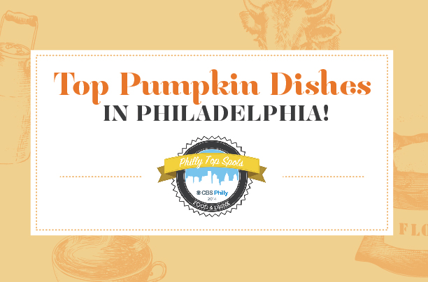 Magpie Featured a Top Pumpkin Dish in Philadelphia